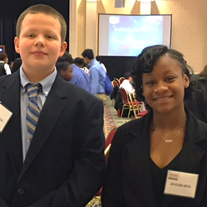Mariner Middle School Students Participate in State Leadership Conference