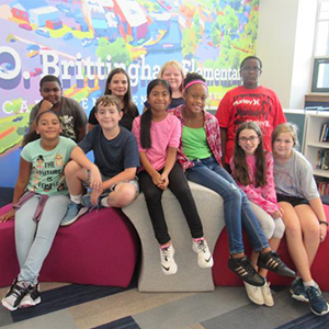 Growing Student Leaders at H.O. Brittingham Elementary