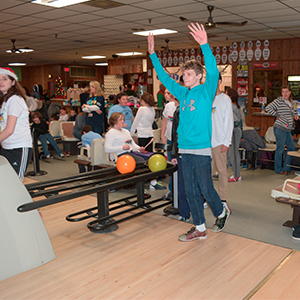 "Midway Lions Club Hosts ""Snow Bowl"" Day for the Sussex Consortium"