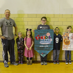 Top Fundraisers from Rehoboth Elementary