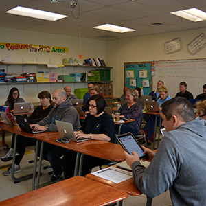 Cape to Improve Tech Training for Teachers