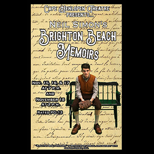 "CHHS Students Present ""Brighton Beach Memoirs"""