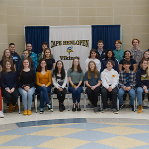 Cape students selected for Sussex County Band, All State Band or All State Choir