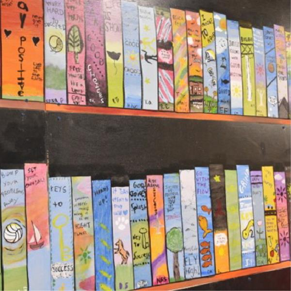 Beacon and Mariner Middle School Murals Revealed