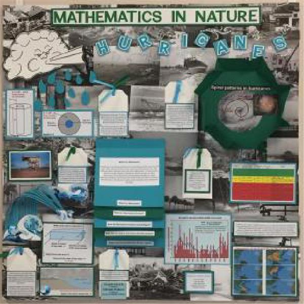Two Beacon Students Win Math Poster Contest